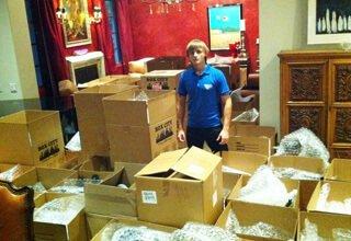 Packing Storage