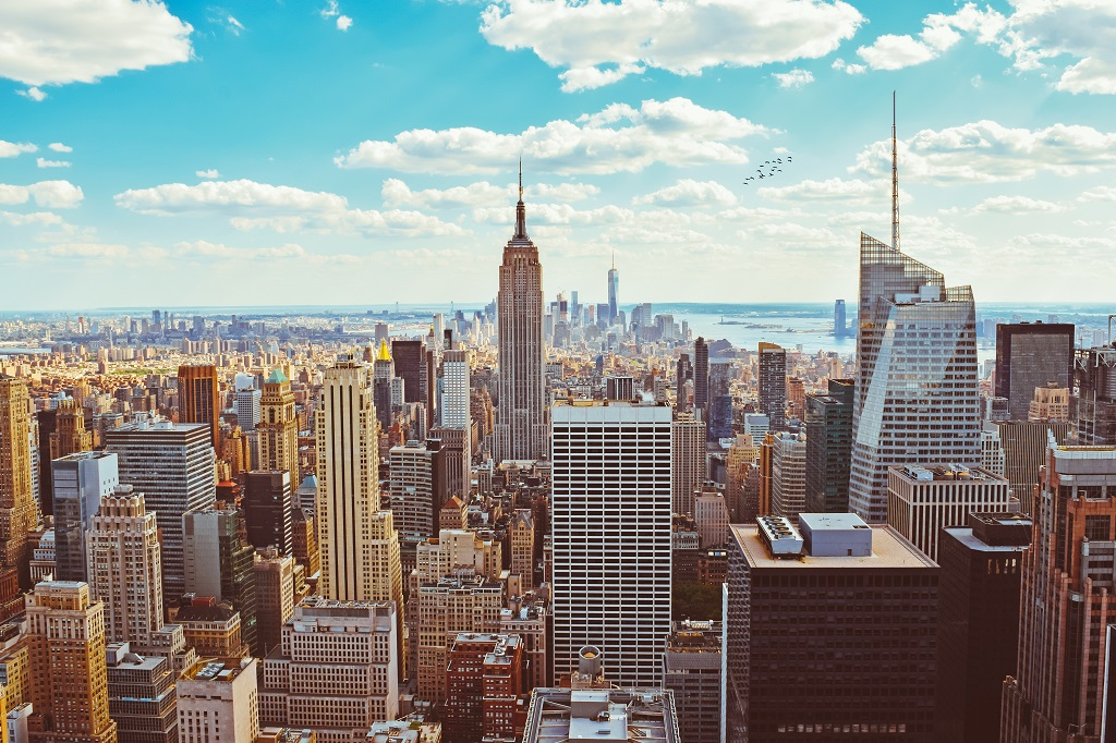 Moving to New York City