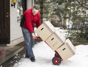 How to Survive Long-Distance Move in Winter
